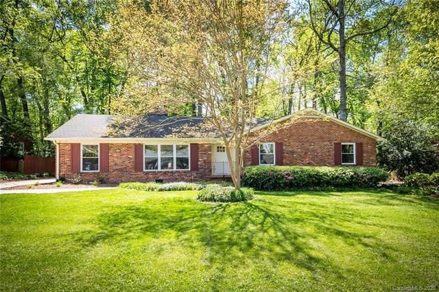 5710 Riviere Drive, Charlotte, NC 28211 (#3610502) :: Homes Charlotte