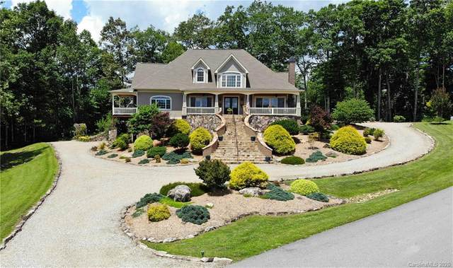 295 Southampton Road, Brevard, NC 28712 (#3611210) :: High Performance Real Estate Advisors