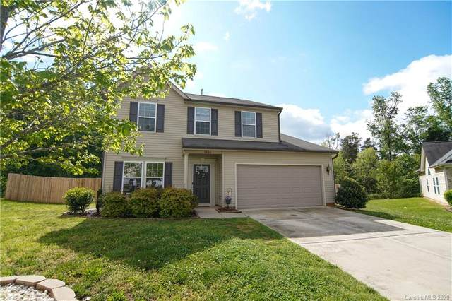 8400 Delamere Lane, Charlotte, NC 28269 (#3611454) :: Charlotte Home Experts