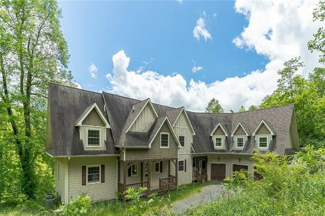 334 Coyote Cove, Franklin, NC 28734 (#3611544) :: Charlotte Home Experts