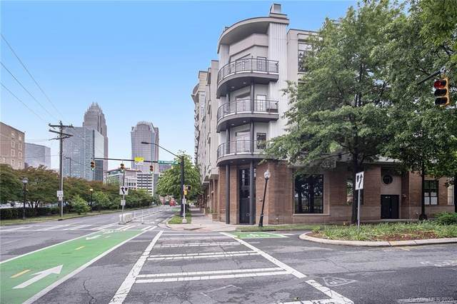 525 E 6th Street #112, Charlotte, NC 28202 (#3612735) :: High Performance Real Estate Advisors