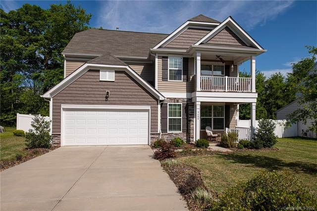9604 Steele Meadow Road, Charlotte, NC 28273 (#3612783) :: MartinGroup Properties