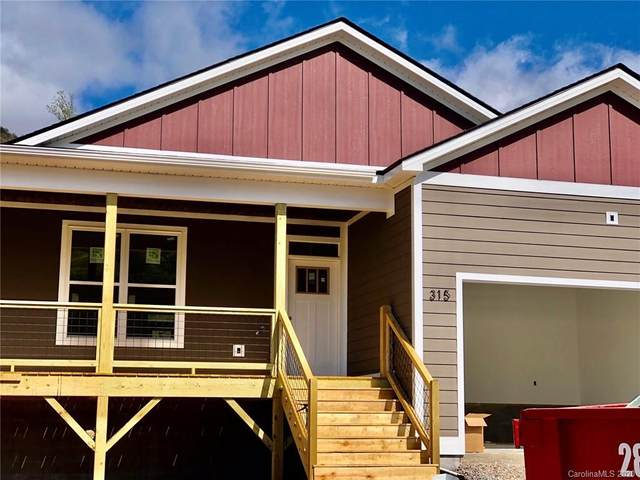 315 Hookers Gap Road, Candler, NC 28715 (#3612839) :: Keller Williams Professionals