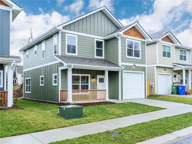 23 Crayton Park Drive #10, Asheville, NC 28803 (#3612846) :: Keller Williams Professionals