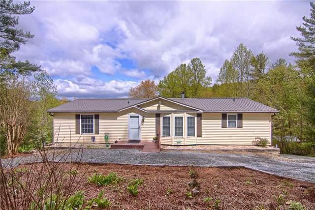 107 Willow Peak Road, Hendersonville, NC 28739 (#3613772) :: Keller Williams Professionals