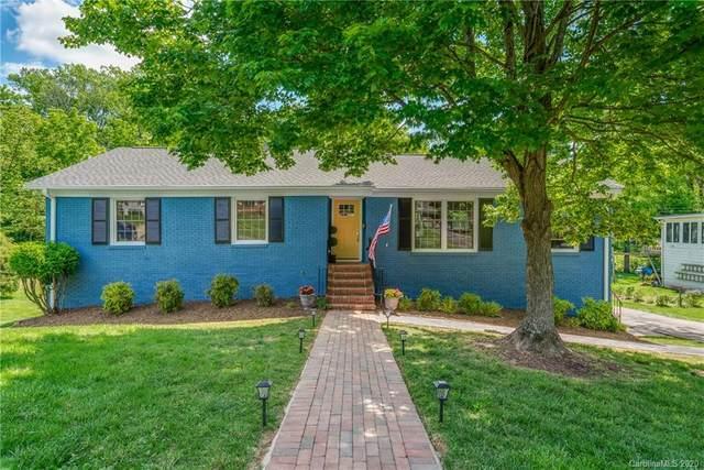 4727 Emory Lane, Charlotte, NC 28211 (#3613857) :: Homes Charlotte
