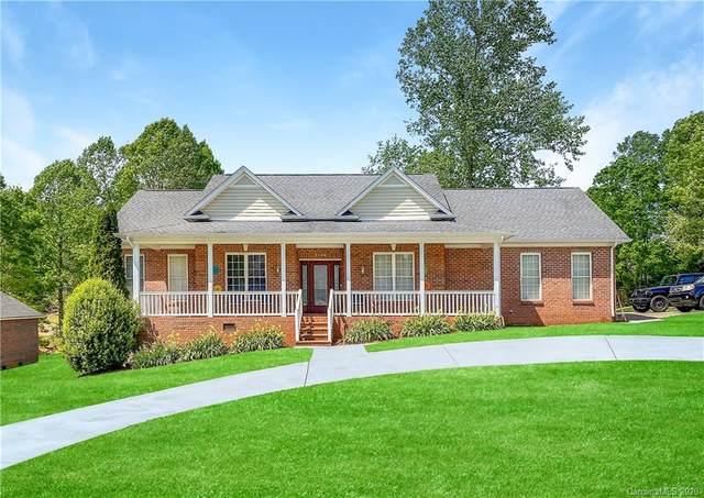 4156 Tuscany Court, Hickory, NC 28602 (#3613937) :: Homes Charlotte