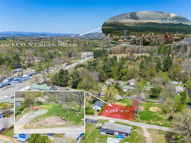 99999 Busbee View Road #6, Asheville, NC 28803 (#3613949) :: Cloninger Properties