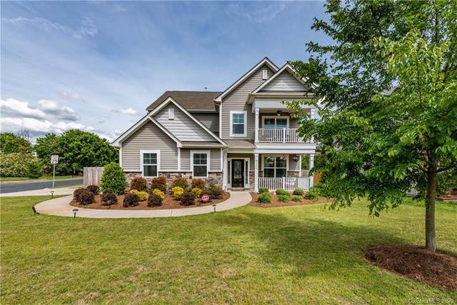 9646 Steele Meadow Road, Charlotte, NC 28273 (#3615044) :: MartinGroup Properties