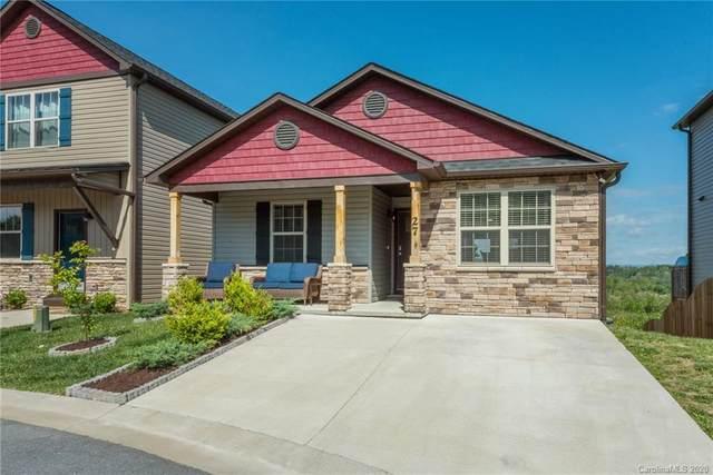 27 Harrelson Lane, Fletcher, NC 28732 (#3615319) :: LePage Johnson Realty Group, LLC