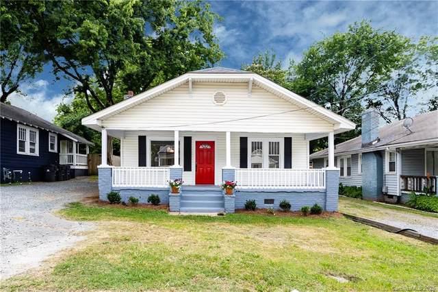 820 Parkwood Avenue, Charlotte, NC 28205 (#3615537) :: Keller Williams South Park