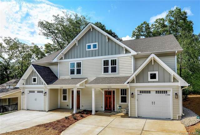 2409 Marlowe Avenue A, Charlotte, NC 28208 (#3615859) :: Robert Greene Real Estate, Inc.