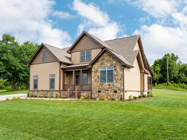 256 Majestic Ridge Road, Mills River, NC 28759 (MLS #3615905) :: RE/MAX Journey