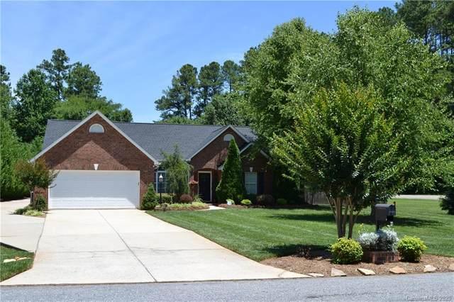 106 Hideaway Lane, Mooresville, NC 28117 (#3616103) :: TeamHeidi®