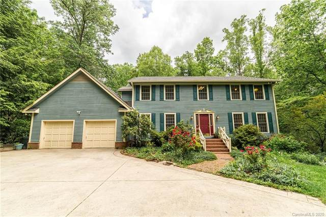 205 Riva Ridge Drive, Fairview, NC 28730 (#3616417) :: MOVE Asheville Realty