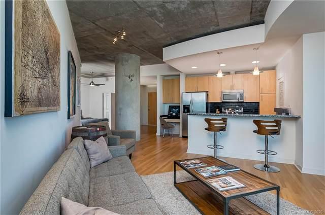 210 Church Street #1613, Charlotte, NC 28202 (#3616788) :: Robert Greene Real Estate, Inc.