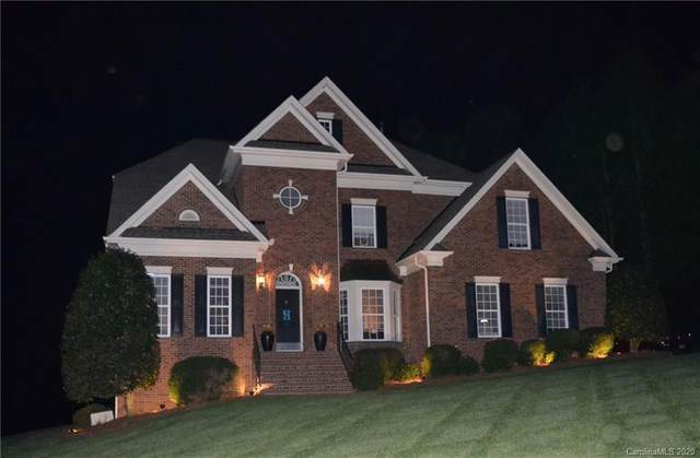 167 Hunters Hill Drive, Statesville, NC 28677 (#3616803) :: Keller Williams South Park