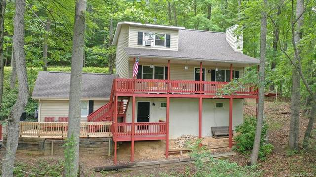 180 Rebel Ridge Road, Maggie Valley, NC 28751 (#3617439) :: Premier Realty NC
