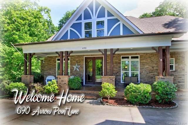 690 Arrow Point Lane, Davidson, NC 28036 (#3617600) :: High Performance Real Estate Advisors
