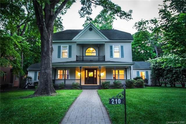 210 S Union Street, Concord, NC 28025 (#3617901) :: Carver Pressley, REALTORS®
