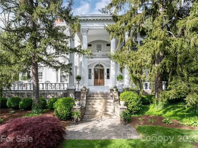 86 Edgemont Road, Asheville, NC 28801 (#3617996) :: Home Finder Asheville