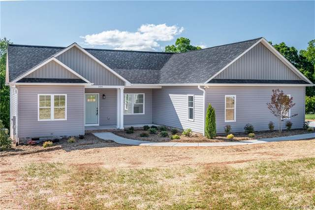 2414 Carriage Lane, Lincolnton, NC 28092 (#3618161) :: Carlyle Properties
