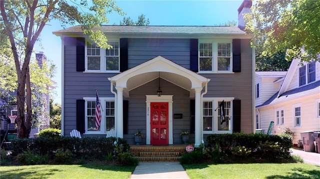 2214 Sarah Marks Avenue, Charlotte, NC 28203 (#3618470) :: Stephen Cooley Real Estate Group