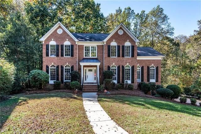 1617 Home Place, Matthews, NC 28105 (#3618502) :: LePage Johnson Realty Group, LLC