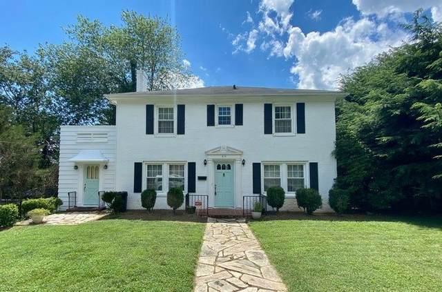 414 Westview Street, Lenoir, NC 28645 (#3618573) :: Besecker Homes Team