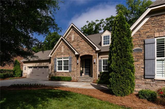 4316 Greenbriar Hills Plantation Road, Charlotte, NC 28277 (#3619195) :: Carlyle Properties