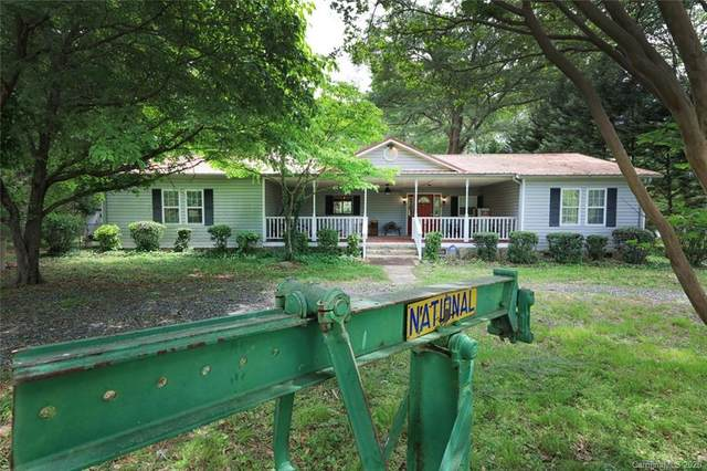 3704 Buck Point Road, Catawba, NC 28609 (#3619307) :: Stephen Cooley Real Estate Group