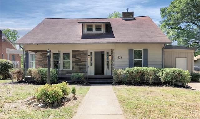 632 S Green Street, Statesville, NC 28677 (#3619340) :: Rinehart Realty