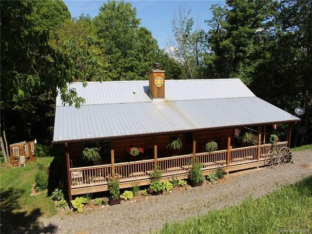 1050 Glade Mountain Drive, Canton, NC 28716 (#3619441) :: Stephen Cooley Real Estate Group