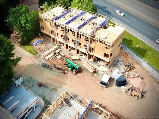 2736 Shenandoah Avenue 15L, Charlotte, NC 28204 (#3620176) :: High Performance Real Estate Advisors