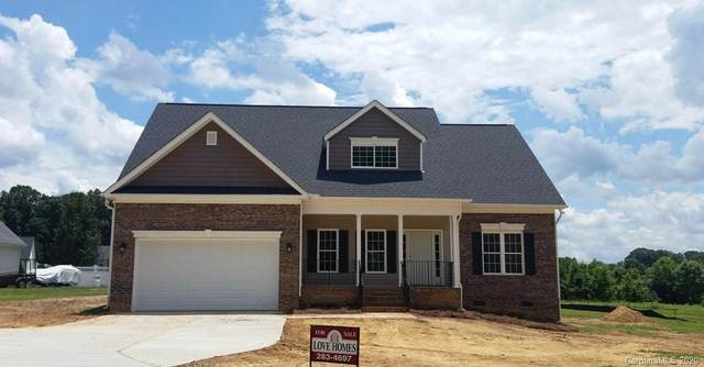 2917 Plum Thicket Court, Monroe, NC 28112 (#3620468) :: Stephen Cooley Real Estate Group