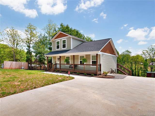 1108 Alexander Road, Leicester, NC 28748 (#3620503) :: Besecker Homes Team