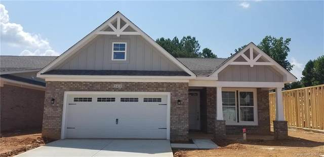2421 (#39) Whispering Way #39, Indian Trail, NC 28079 (#3620910) :: High Performance Real Estate Advisors