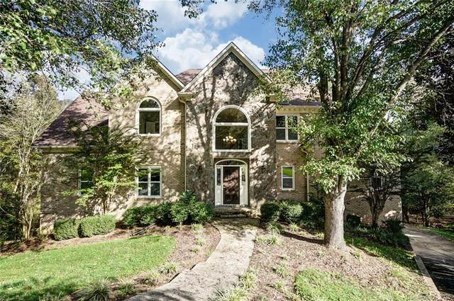 4450 Canoebrook Road, Charlotte, NC 28210 (#3621222) :: Miller Realty Group