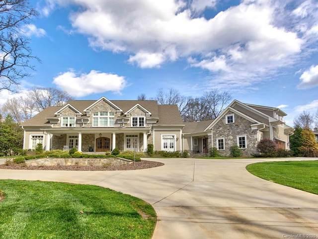 4801 Carmel Park Drive, Charlotte, NC 28226 (#3621455) :: Rinehart Realty