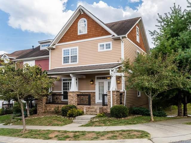 7 Walnut Springs Drive 1D, Asheville, NC 28804 (#3621471) :: Johnson Property Group - Keller Williams