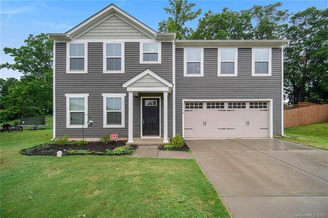1164 Tangle Ridge Drive SE, Concord, NC 28025 (#3621587) :: MartinGroup Properties