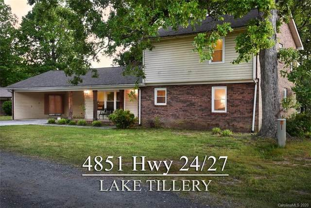 4851 Nc Hwy 24/27 W, Mount Gilead, NC 27306 (#3622633) :: MOVE Asheville Realty