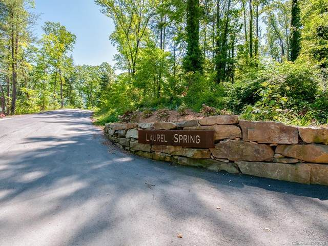 LOT 4 Laurel Spring Lane, Hendersonville, NC 28739 (#3622687) :: Keller Williams South Park