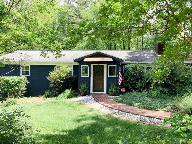 159 Arthur Lane, Hendersonville, NC 28791 (#3622925) :: Keller Williams Professionals