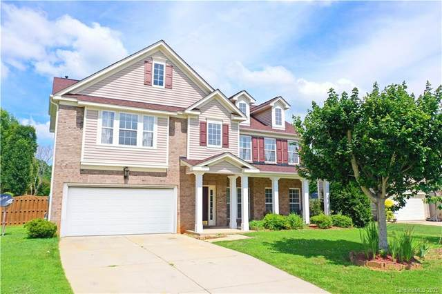 109 Heywatchis Drive, Mooresville, NC 28115 (#3622930) :: MOVE Asheville Realty