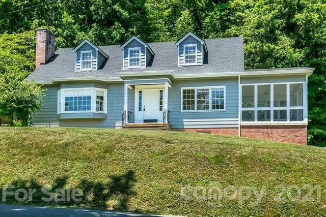 721 Golf Course Road, Waynesville, NC 28786 (#3623000) :: Keller Williams Professionals
