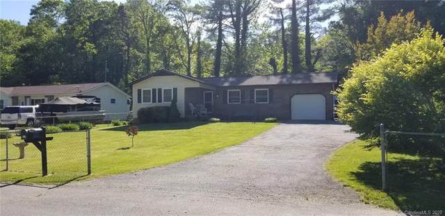 121 Upward Acres Street, East Flat Rock, NC 28726 (#3623278) :: Keller Williams Professionals