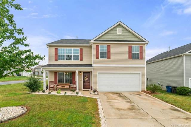 123 Quail Springs Road, Statesville, NC 28677 (#3623624) :: The Sarver Group