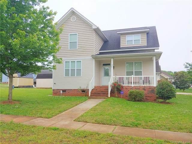 337 Wise Street, Statesville, NC 28677 (#3623732) :: Rinehart Realty