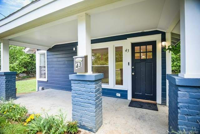 43 Hamilton Street, Asheville, NC 28801 (#3623766) :: Puma & Associates Realty Inc.